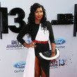 Melanie Fiona at the BET Awards
