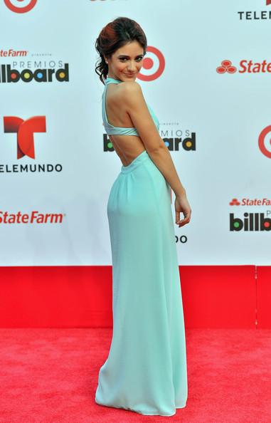Sol Rodriguez at the Billboard Latin Music Awards 2013