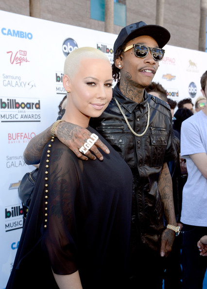 More Pics of Amber Rose Buzzcut (1 of 34) - Amber Rose Lookbook - StyleBistro