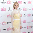 Brit Marling Wore Valentino at the 2013 Independent Spirit Awards