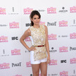 Nina Dobrev Wore Michael Kors at the 2013 Independent Spirit Awards
