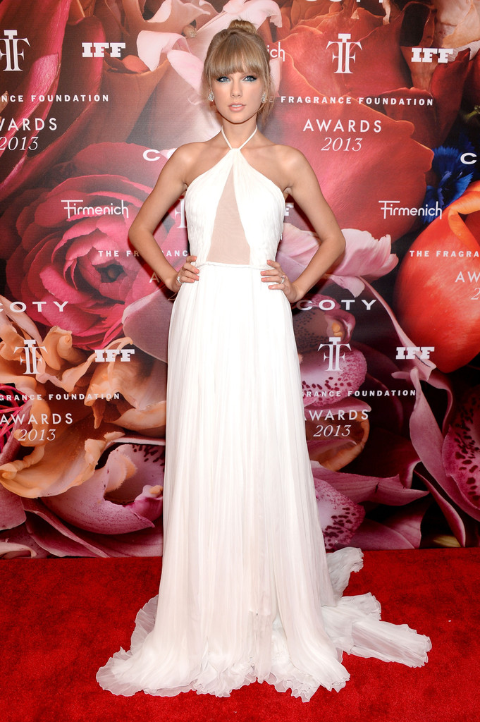 Arrivals at the Fragrance Foundation Awards