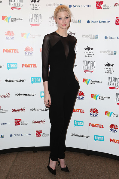 More Pics of Elizabeth Debicki Jumpsuit (1 of 3) - Elizabeth Debicki Lookbook - StyleBistro