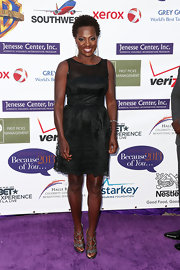 Viola Davis chose the classic LBD for her look at the Jenesse Silver Rose Awards gala.