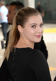 Zoe Levin was fresh-faced at the premiere of 'The Way, Way Back' with this sleek ponytail.