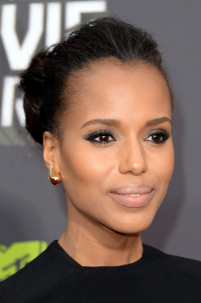 More Pics of Kerry Washington Pumps (4 of 22) - Kerry Washington Lookbook - StyleBistro