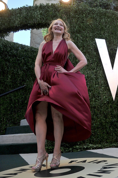 More Pics of Patricia Clarkson Evening Dress (3 of 6) - Patricia Clarkson Lookbook - StyleBistro