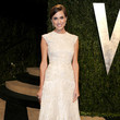 Allison Williams at the Vanity Fair Oscars Party 2013