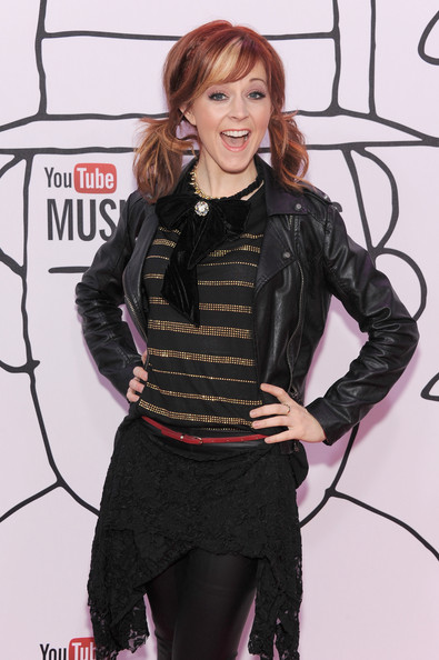 More Pics of Lindsey Stirling Pigtails (3 of 5) - Lindsey Stirling Lookbook - StyleBistro