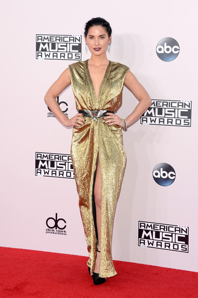 In Lanvin At The 2014 American Music Awards