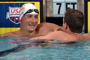 Ryan Lochte and Tyler Clary Photo