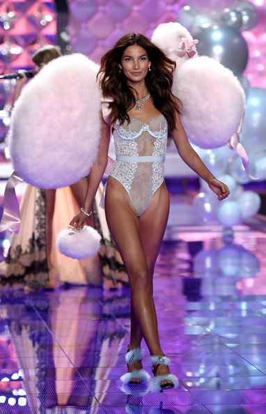 bd6a1df4d1e ... Victoria s Secret Fashion Show You Have To See To Believe · Lily  Aldridge