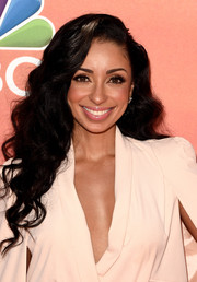 Mya wore a sweet and lovely wavy 'do at the iHeartRadio Music Awards.