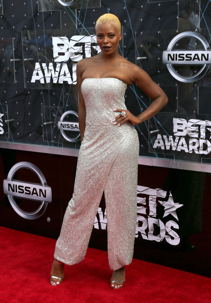 Eva Marcille - All the Looks from the 2015 BET Awards ...
