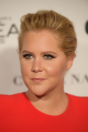 Amy Schumer kept it classic with this textured bun at the Glamour Women of the Year Awards.