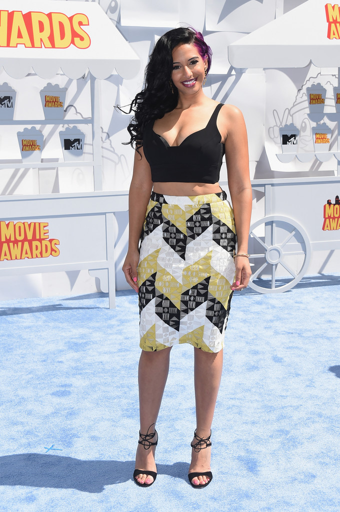 Nessa All The Looks From The Mtv Movie Awards 2015