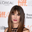 Sandra Bullock's Layers and Bangs