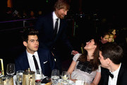 James Righton and Keira Knightley Photo