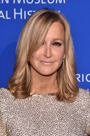 Lara Spencer topped off her look with a feathery lob when she attended the 2016 American Museum of Natural History Gala.