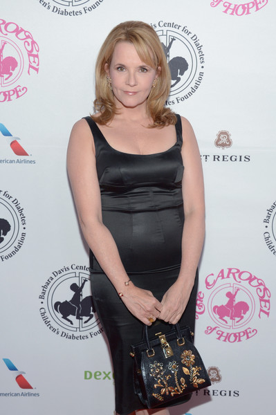 More Pics of Lea Thompson Little Black Dress (1 of 3) - Lea Thompson Lookbook - StyleBistro
