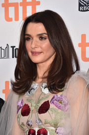 Rachel Weisz looked oh-so-cute wearing this perfectly styled flip at the TIFF premiere of 'Denial.'