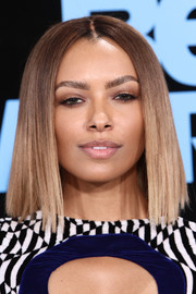 Kat Graham worked a perfectly sleek graduated bob at the 2017 BET Awards.