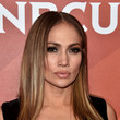 Jennifer Lopez's Silken Layers