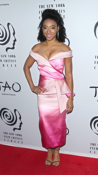 Look of the Day: January 4th, Betty Gabriel