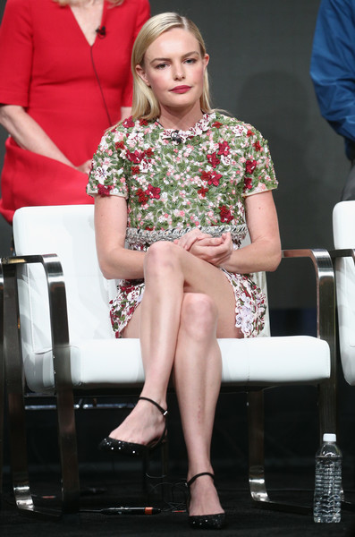 More Pics of Kate Bosworth Long Straight Cut (4 of 8) - Kate Bosworth Lookbook - StyleBistro