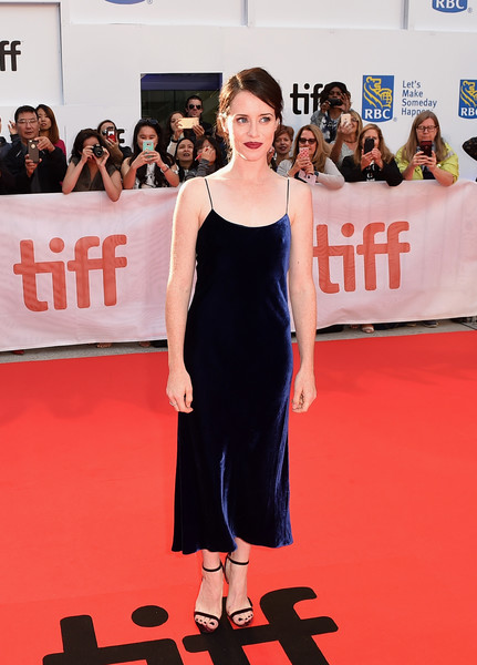 More Pics of Claire Foy Evening Sandals (1 of 5) - Heels Lookbook - StyleBistro
