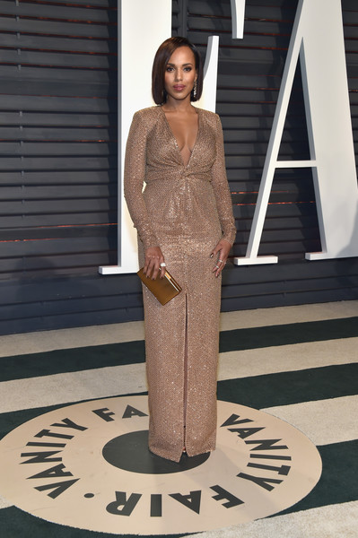 Kerry Washington in Michael Kors