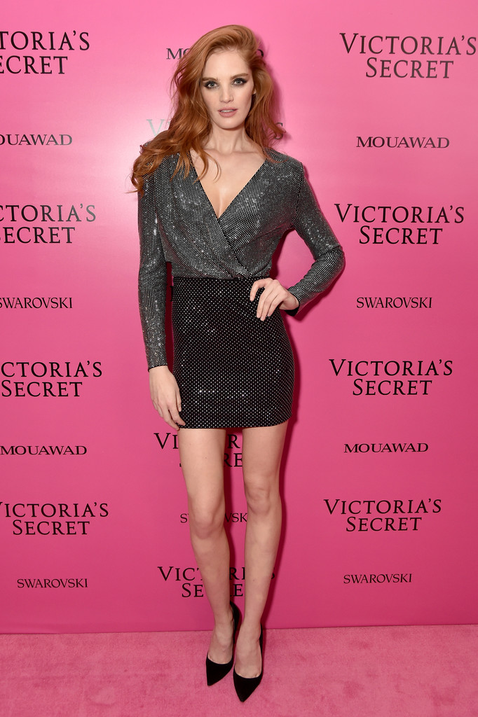 Alexina Graham The Victoria S Secret After Party Was