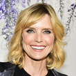 Courtney Thorne-Smith's Wavy Cut With Bangs