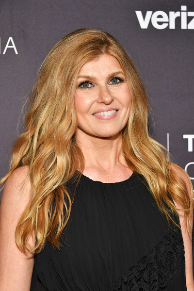 Connie Britton's Boho Waves