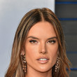 Alessandra Ambrosio's Hippie-Glam 'Do