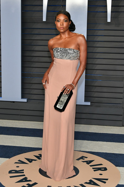 208b85820 More Pics of Gabrielle Union Strapless Dress (2 of 6) - Dresses & Skirts  Lookbook - StyleBistro