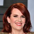 Megan Mullally's Billowy 'Do