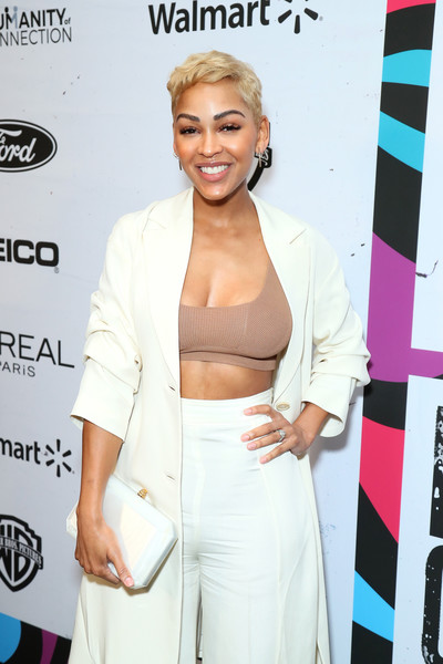 Fabulous More Pics Of Meagan Good Pixie 11 Of 12 Short Hairstyles Natural Hairstyles Runnerswayorg