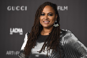 Ava DuVernay attended the 2019 LACMA Art + Film Gala wearing her signature dreadlocks.