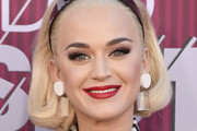 Katy Perry Red Lipstick