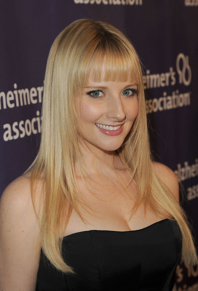 More Pics of Melissa Rauch Little Black Dress (1 of 6) - Melissa Rauch Lookbook - StyleBistro