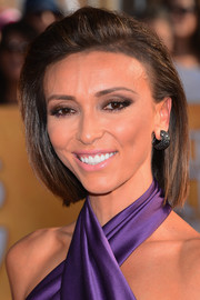 Giuliana Rancic stuck to her usual bob when she attended the SAG Awards.