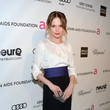 Katie Aselton at Elton John's 2013 Oscars Party