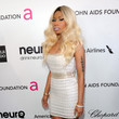 Nicki Minaj at Elton John's 2013 Oscars Party