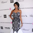 Judi Shekoni at Elton John's 2013 Oscars Party