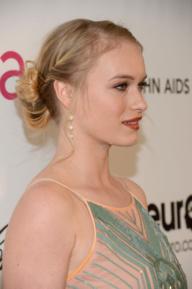More Pics of Leven Rambin Dangling Diamond Earrings (1 of 15) - Leven Rambin Lookbook - StyleBistro