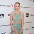 Leven Rambin at Elton John's 2013 Oscars Party