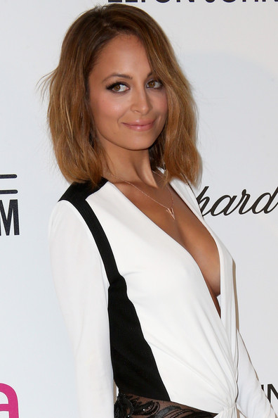 More Pics of Nicole Richie Evening Dress (1 of 7) - Nicole Richie Lookbook - StyleBistro