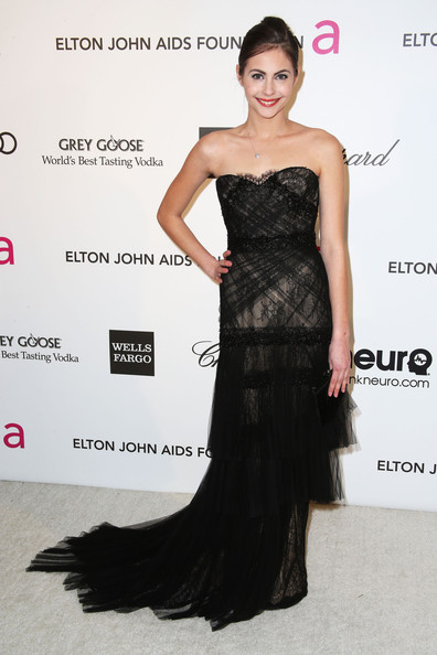 More Pics of Willa Holland Strapless Dress (3 of 3) - Willa Holland Lookbook - StyleBistro