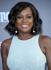 Viola Davis topped off her look with this sweet wavy 'do when she attended the Critics' Choice Awards.